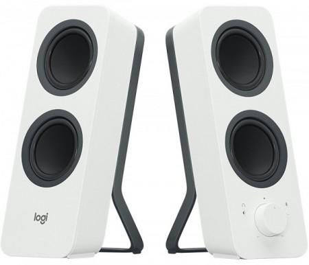 Logitech Z207 Bluetooth White Speakers
