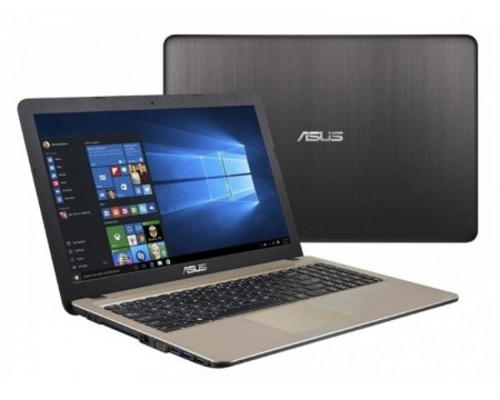 Asus X540LA-DM974T 15.6 FHD Intel Core i3-5005U 2.0GHz 4GB 256GB SSD Windows 10 Home crno-zlatni