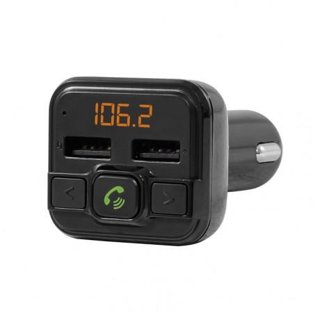 Bluetooth FM transmiter i USB auto punjač   ( BT63 )