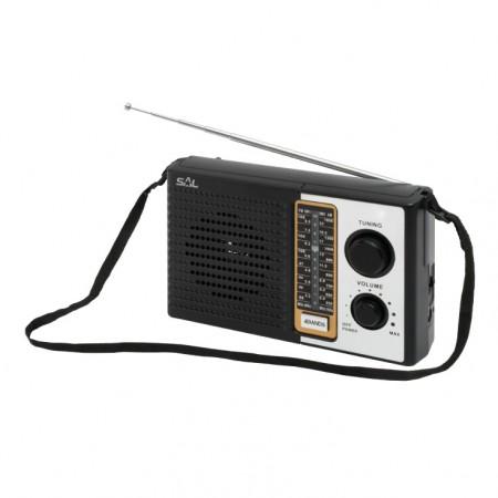 Prenosni radio prijemnik   ( RPR4B )