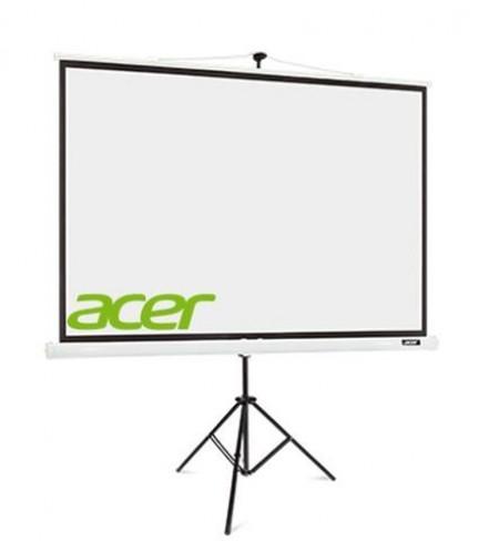 """Acer Projektor platno Tripod 87""""4:3174x130 belo - T87-S01MW ( 0922146 )"""