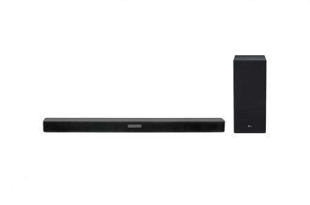 LG SK5 soundbar 2.1 360W WiFi Subwoofer Bluetooth Black