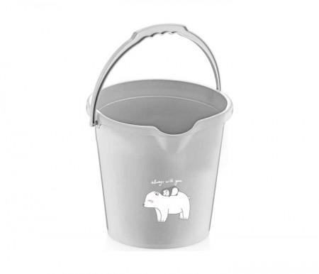 Babyjem  kofica za kupanje bebe -  grey ( 92-15611 )