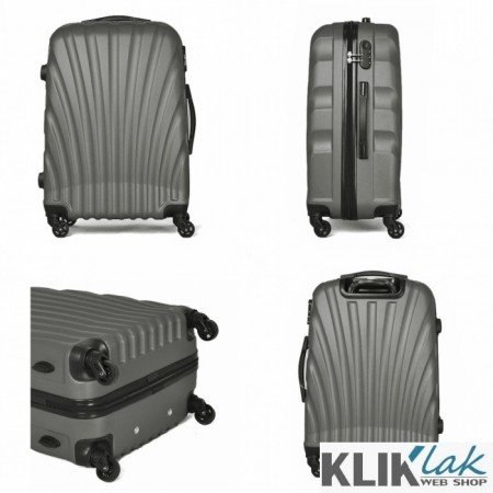 Kofer 20' ABS sivi ( 96-543000 )