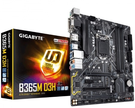 Gigabyte B365M D3H matična ploča