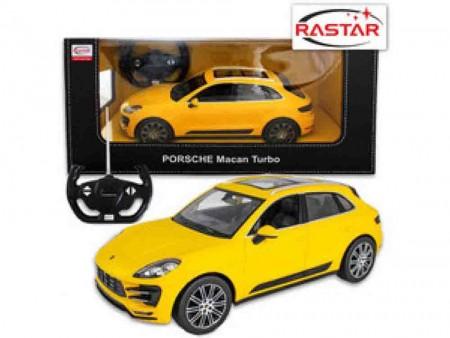 Rastar r/c 1/24 porshe macan turbo ( RS08923 )