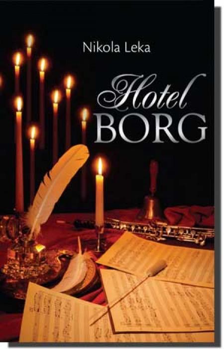 HOTEL BORG - Nikola Leka ( 3171 )