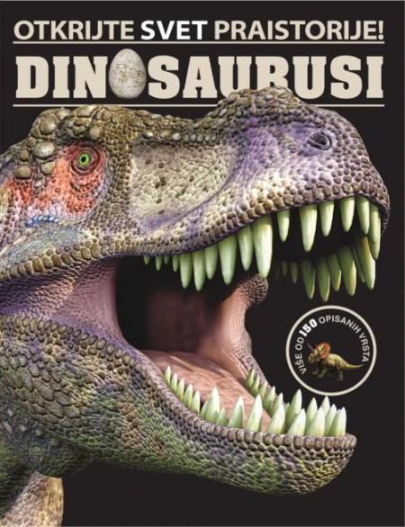 Enciklopedija dinosaurusa-otkrijte svet praistorije ( 875 )