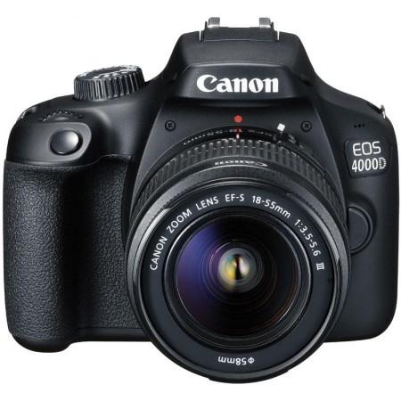 CANON EOS 4000D BK 18-55 SEE