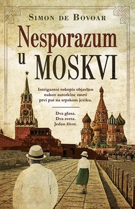 NESPORAZUM U MOSKVI - Simon de Bovoar ( 7780 )