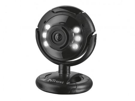 Trust SpotLight Pro Webcam with LED lights ( 16428 )
