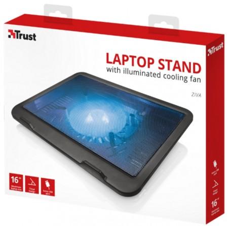 Trust Ziva cooler za laptop ( 21962 )