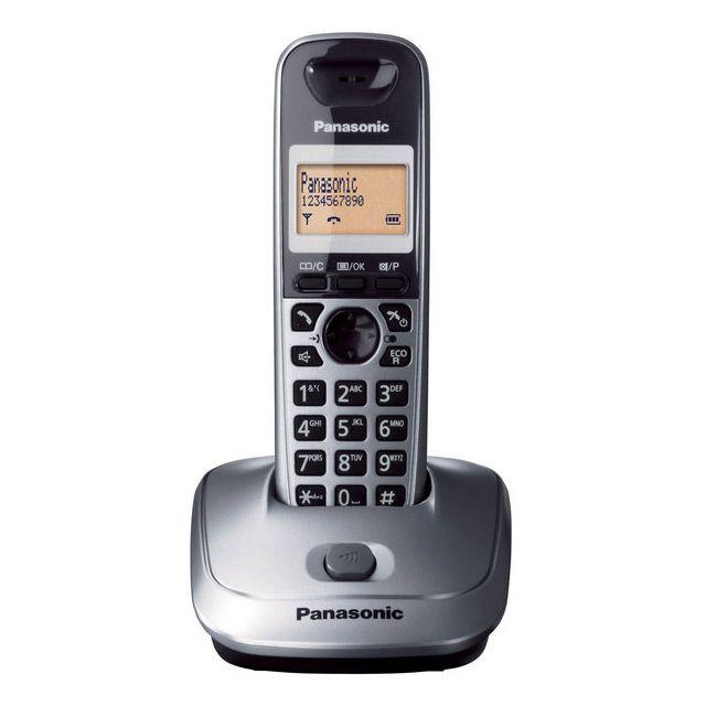 Panasonic KX-TG2511FXM telefon sivi