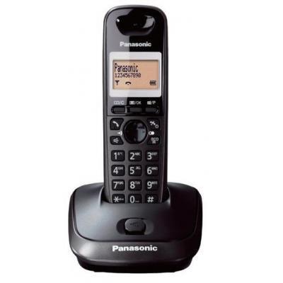 Panasonic KX-TG2511FXT telefon crni