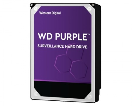 WD 8TB 3.5 SATA III 256MB IntelliPower WD82PURZ Purple