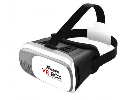 Xwave VR Box 3D Naočare - bele ( VR Box )