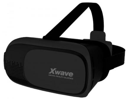 Xwave VR Box 3D Naočare - crne ( VR box - black )