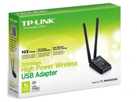 TP-Link TL-WN8200ND 300MB/s 2.4GHz + 5dBi ( TL-WN8200ND )