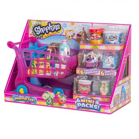 Shopkins kolica za kupovinu set ( ME57366 )