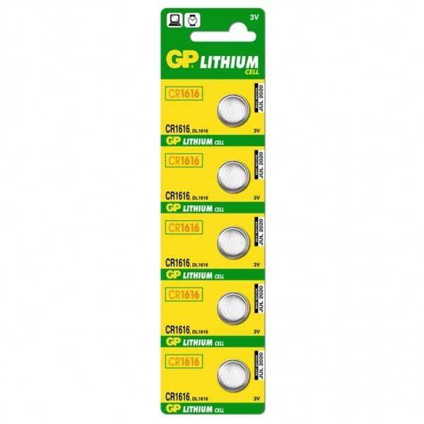 GP baterije  3V ( CR1616-C5 )