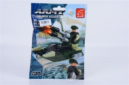 Kocke Vojni čamac 50kom ( 11/42371 )