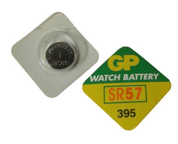 GP baterije 1.55V/V395 - 9.5x2.7mm ( SR927SW )