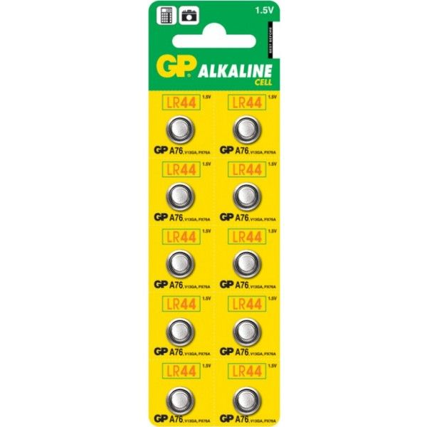 GP baterije alkalne 1.5V ( A76-C10 )