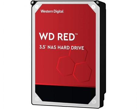 WD 6TB 3.5 SATA III 64MB IntelliPower WD60EFAX Red