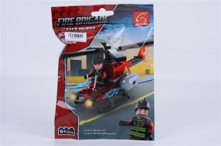 Kocke Helikopter 61kom ( 11/42398 )