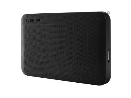 Toshiba HDD 1TB 2.5 USB 3.0 Canvio Ready Black eksterni ( HDTP210EK3AAH )