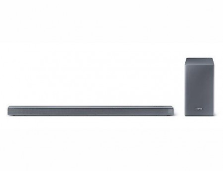 Samsung 360W 5.1 Ch HW-Q60RSEN Soundbar with Wireless Subwoofer ( HW-Q60RSEN )