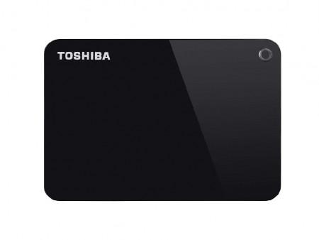 Toshiba HDD 2TB 2.5 USB 3.0 Canvio Advance Black eksterni ( HDTC920EK3AA )