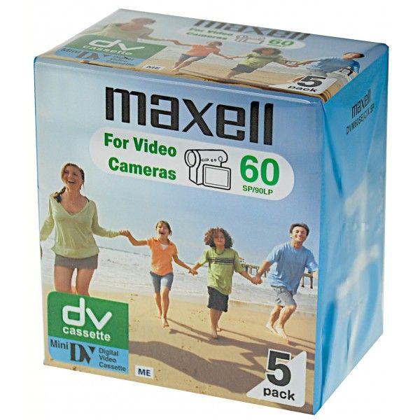 Maxell DVM60 Kaseta MINI DV