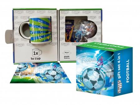 Milla Gift SET 4u1 Football ( 10/0559 )