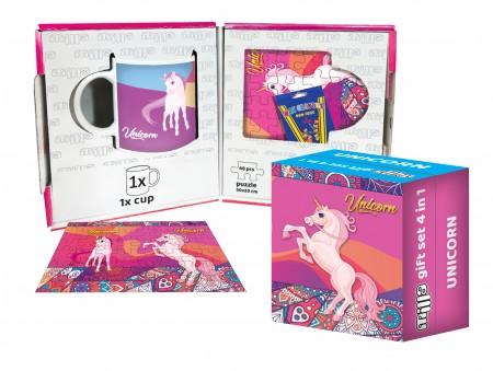 Milla Gift SET 4u1 Unicorn ( 10/0557 )