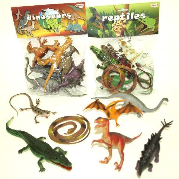 Dinosaurusi i reptili ( 66-625000 )