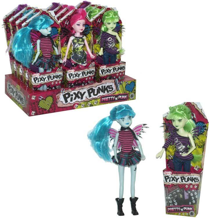 Lutka Pixy Punk ( 44-361000 )