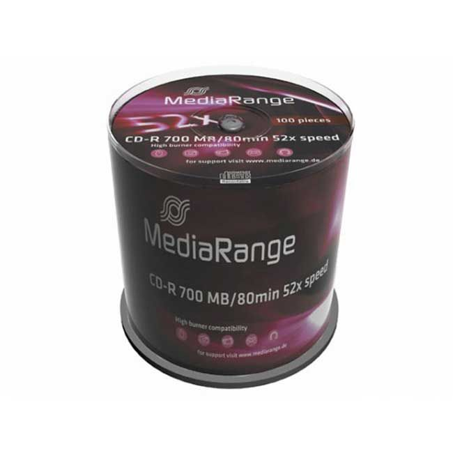 MediaRange MR204 CD-R 700MB 52X ( 777M/Z )