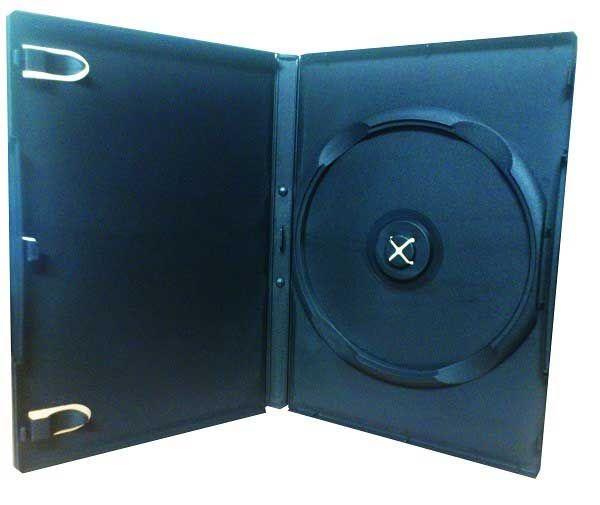 MediaRange BOX11 Kutija DVD Crna 14 MM ( 95D/Z )