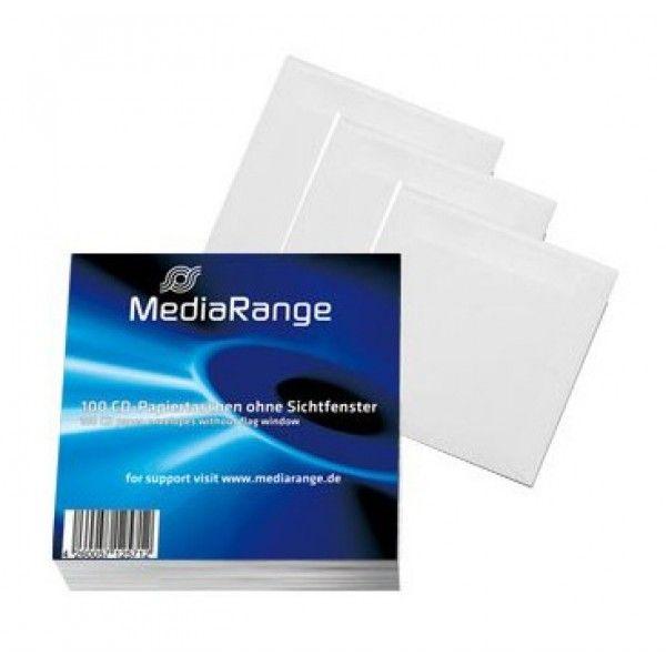 MediaRange BOX66 Omot za CD papirni bez prozora ( G/Z )
