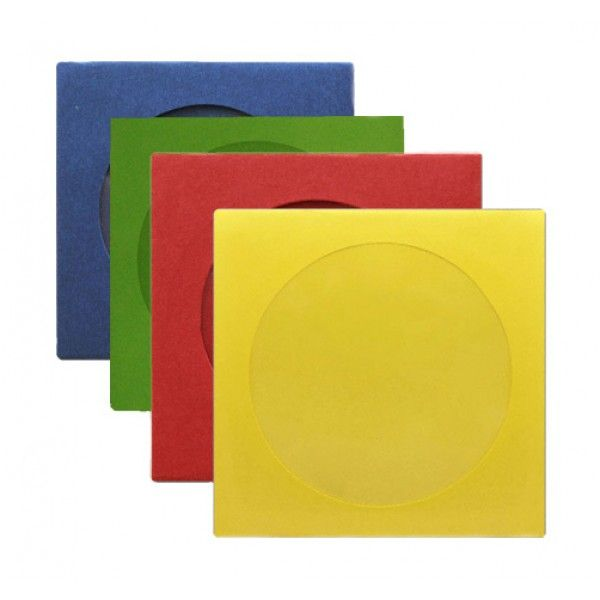 MediaRange BOX67 Omot za CD papirni - vise boja ( GPC/Z )