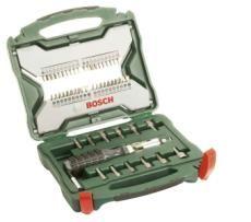 Bosch set bitova i nasadnih kljuceva 54 dela ( 2607019326 )