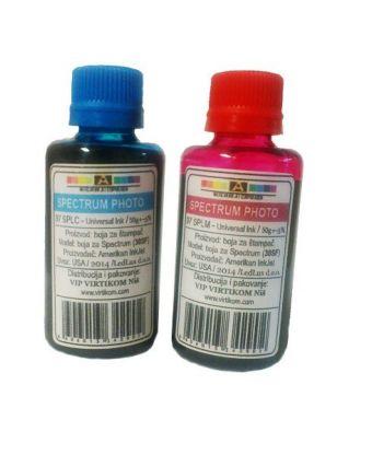 American Inkjet univerzalna boja magenta i cyan za HP Epson Canon i Lexmark ( 30SF/Z )