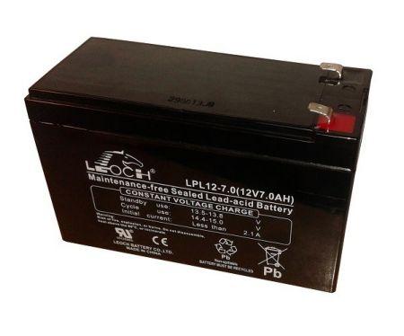 Leoch UPS baterija  LPL12-7.0 7.2Ah ( UPSBTT01 )