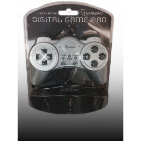 Gembird JPD Digital Pad silver USB džojstik ( JOY519S )