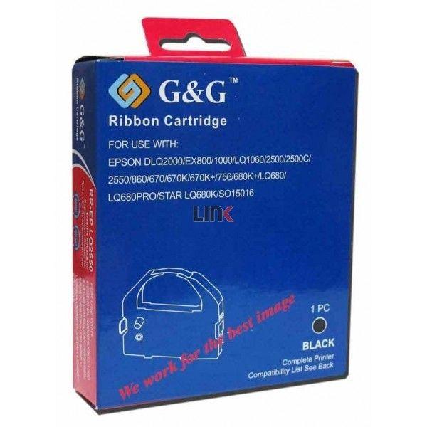 G&G kompatibilni ribon za Epson LQ2500 670 680 ( TRAKA35G )