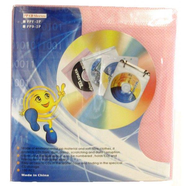 Plastificirani omot za CD / DVD u boji za 2 diska ( POMO2+/Z )