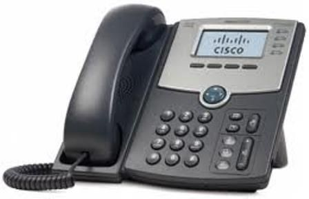 Cisco SPA504G 4-Line IP Telefon