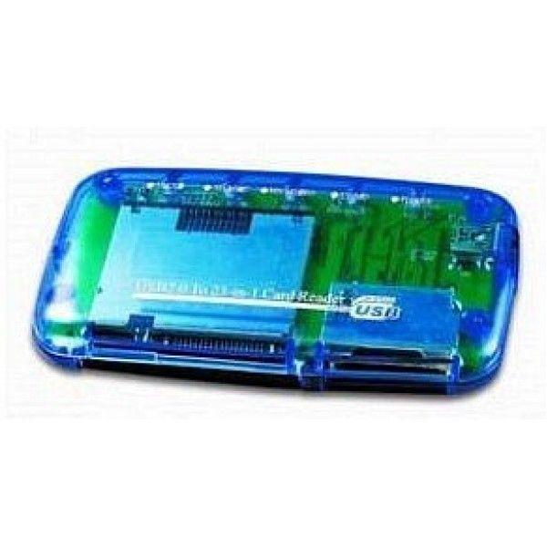 Gembird CARD-READER FD2-ALLIN1 USB 2.0