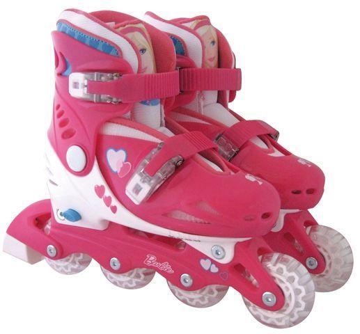 Roleri inline Barbie vel. 30-33 ( 0123981 )